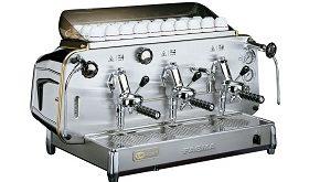 Faema E61 legend Silver Kaffeewerk