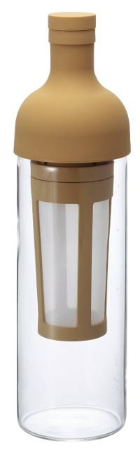 filter in coffee bottle cold brew coffee maker