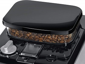 Kaffeemaschine mit Mahlwerk Automat