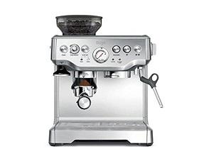 Kaffeemaschine mit Mahlwerk Espresso
