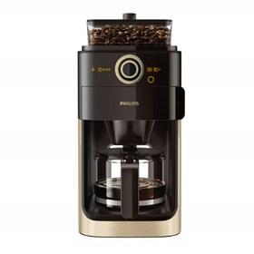 Kaffeemaschine mit Mahlwerk Filter