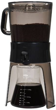 oxo iced coffee kaffeebereiter