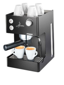 saeco aroma siebträger Espresso Maschine