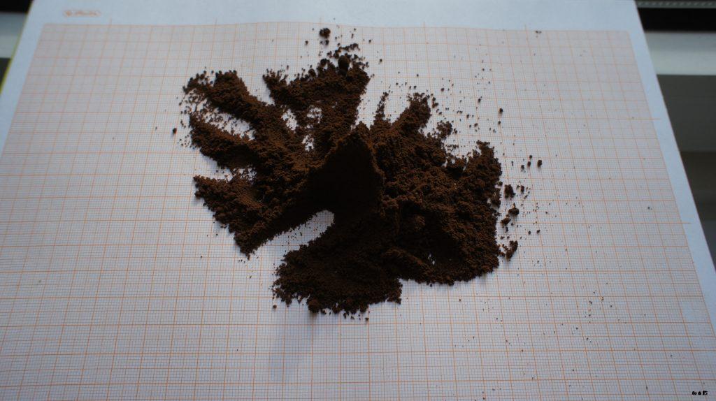 Türmchen Test Kaffeemehl